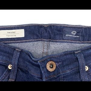 Ag Adriano Goldschmied Jeans - AG ADRIANO GOLDSCHMIED The Stilt Cigarette Jeans